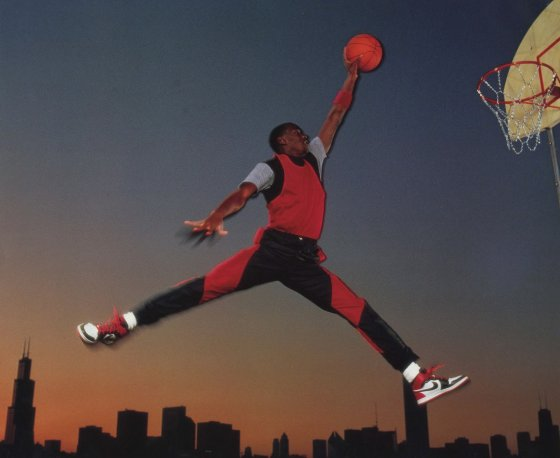 Was Michael Jordan The First To Have His Own Shoe