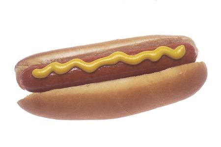 Flying Hotdog
