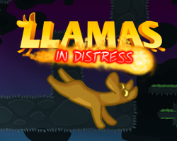 Llamas in Distress