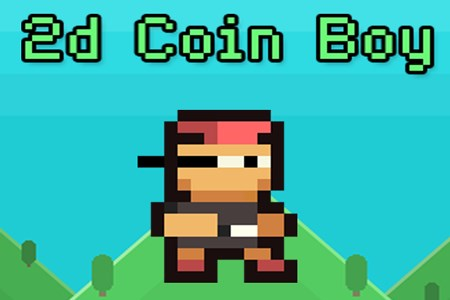 2D Coin Boy (Demo 1.1)