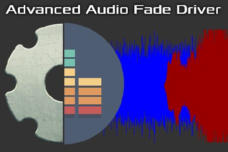 Advanced Audio Fade Driver Example