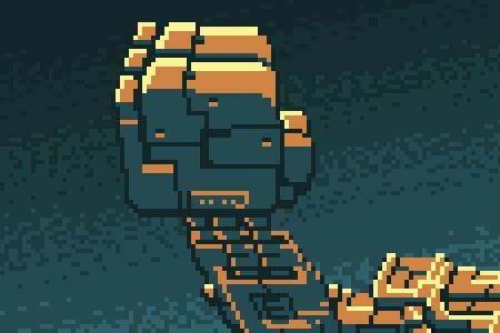 Robot the Adventure Demo